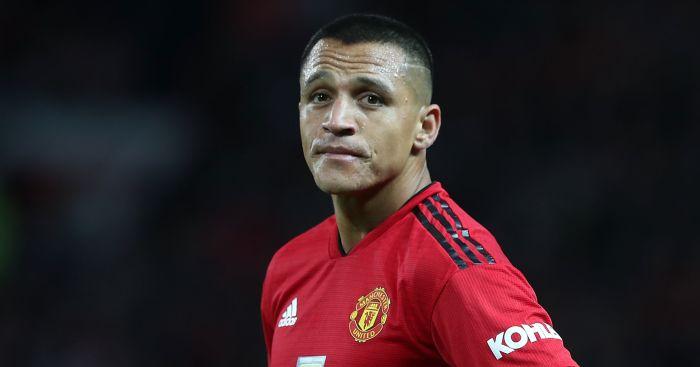 Alexis Sanchez moqué par les supporters de Manchester United suite à une blessure stupide