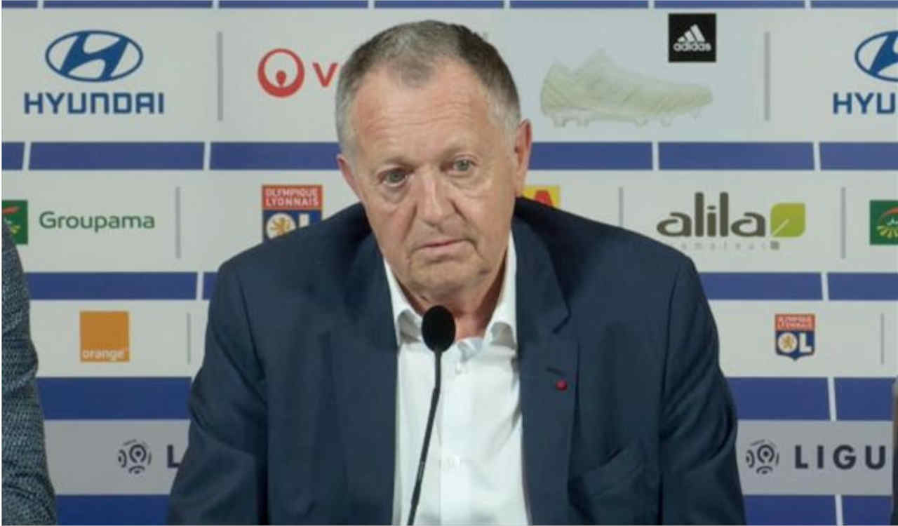 """OL : Aulas """"une revanche à prendre face au Barça"""""""
