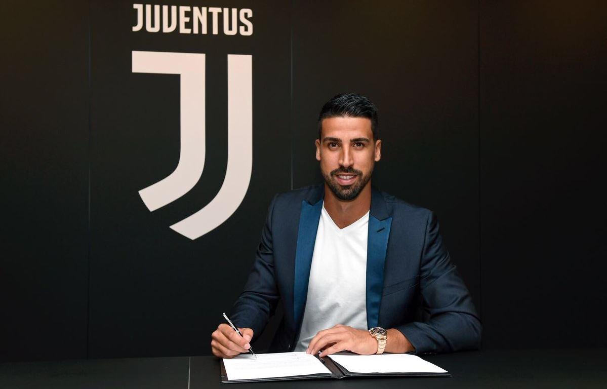 Juventus : une fin de carrière en question pour Sami Khedira ?