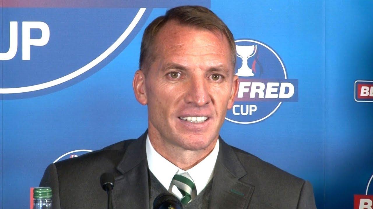 Brendan Rodgers quitte le Celtic Glasgow pour rejoindre Leicester