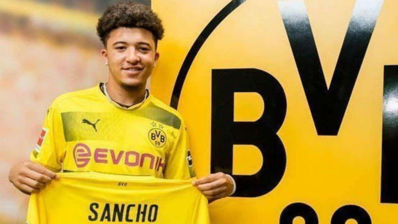 Dortmund : une plus-value démentielle grâce à un transfert de Jadon Sancho ?