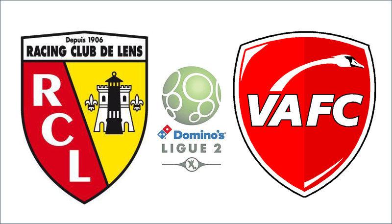 RC Lens - Valenciennes : match décalé