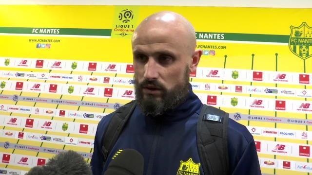 FC Nantes : Pallois tape du poing sur la table