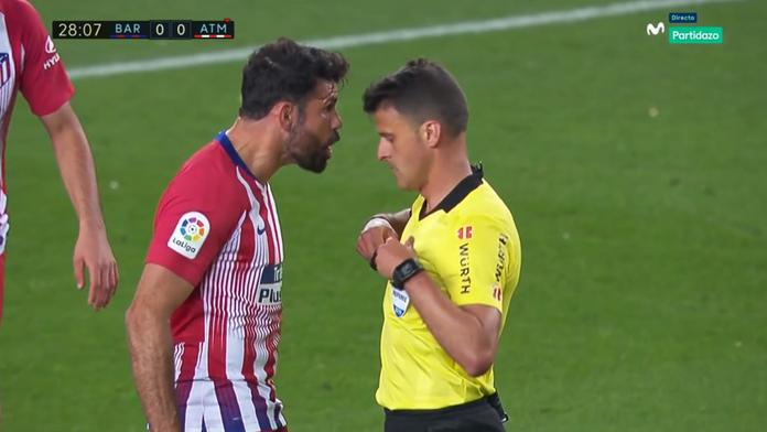 Atlético de Madrid : Diego Costa suspendu jusqu'à la fin de saison ?