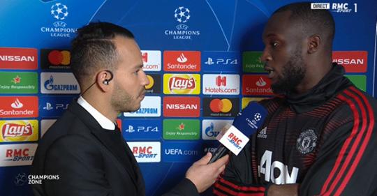 """Manchester United : Lukaku """"Contre Barcelone ce sera beaucoup plus difficile que face au PSG"""""""