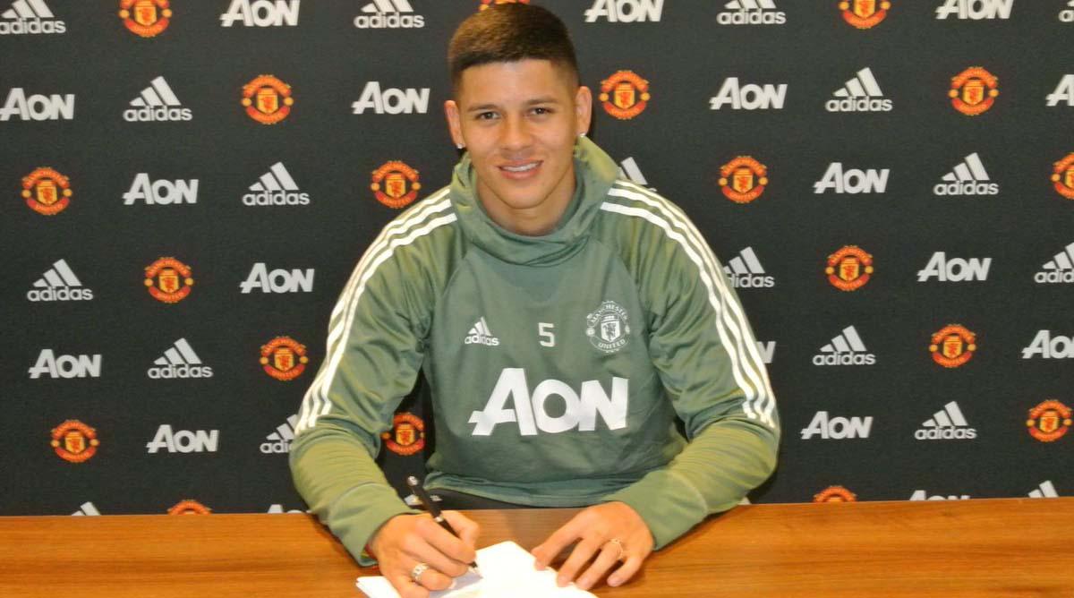 OM : un joueur de Manchester United pour concurrencer Amavi ?