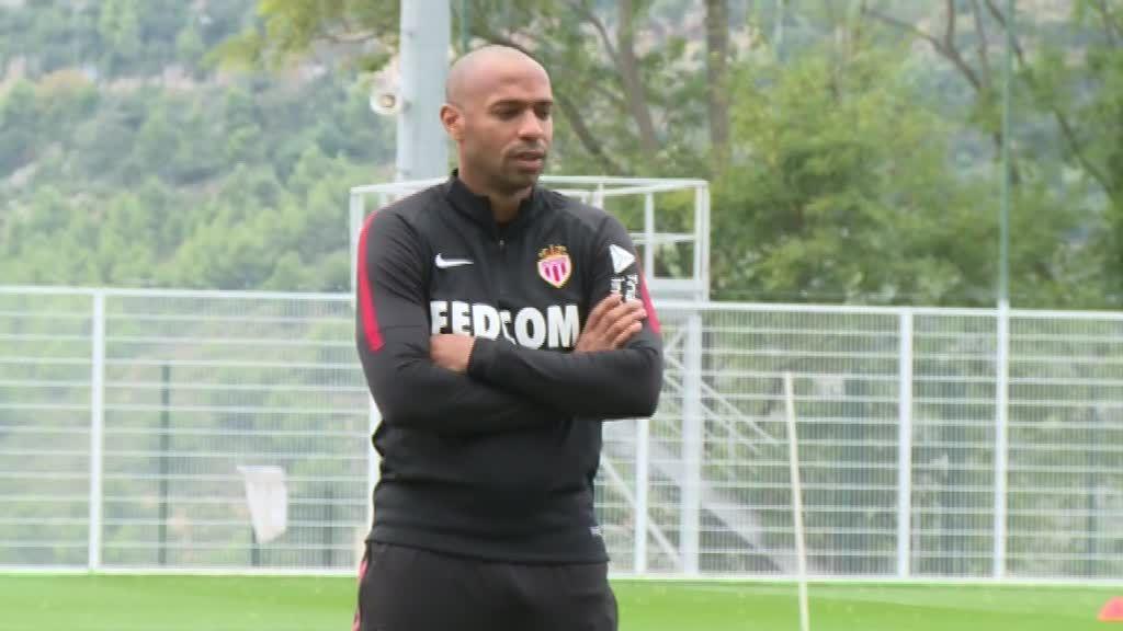Thierry Henry aurait pris un vent en Belgique