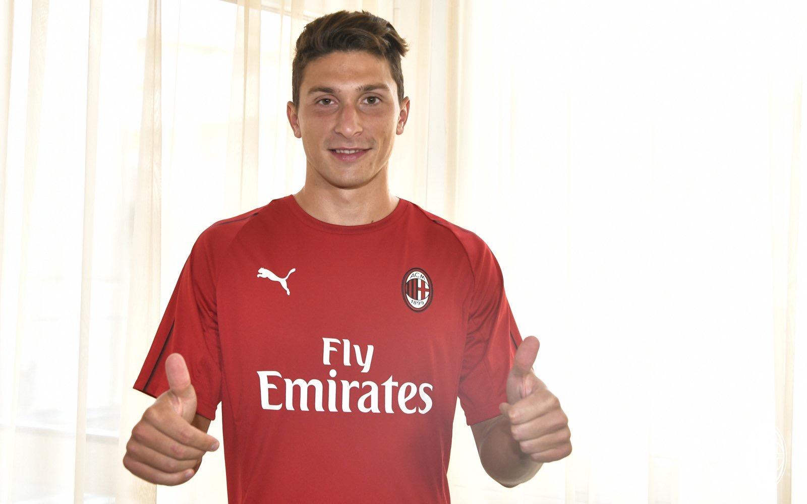 AC Milan : la poisse poursuit Mattia Caldara