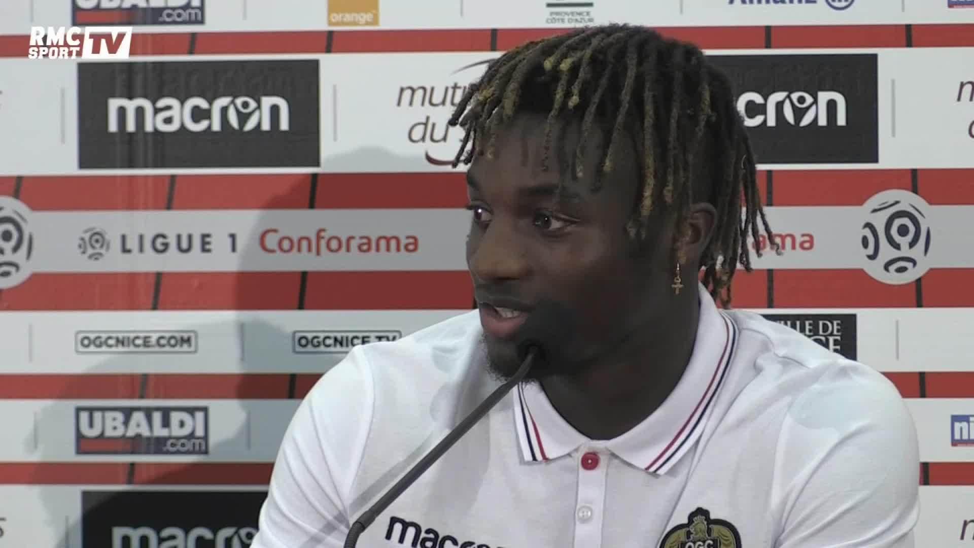 OGC Nice - Mercato : Allan Saint-Maximin parle de son avenir