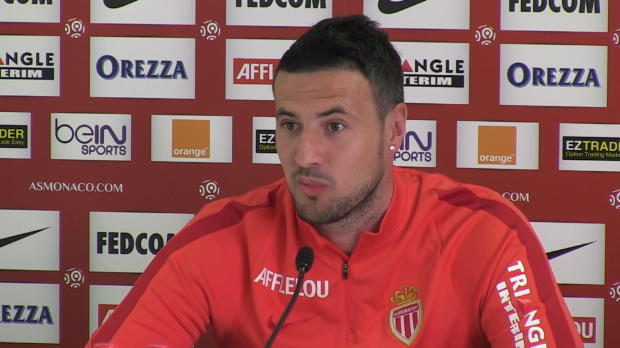 AS Monaco : fin de saison de Danijel Subasic