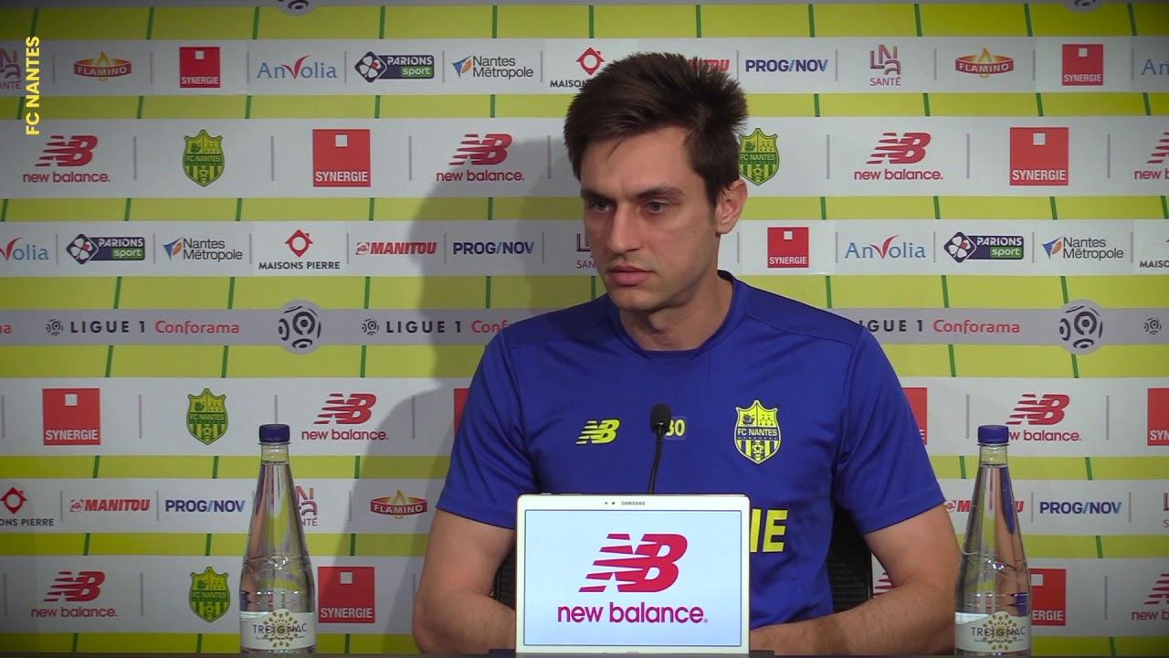 Ciprian Tatarusanu - Site officiel du FC Nantes