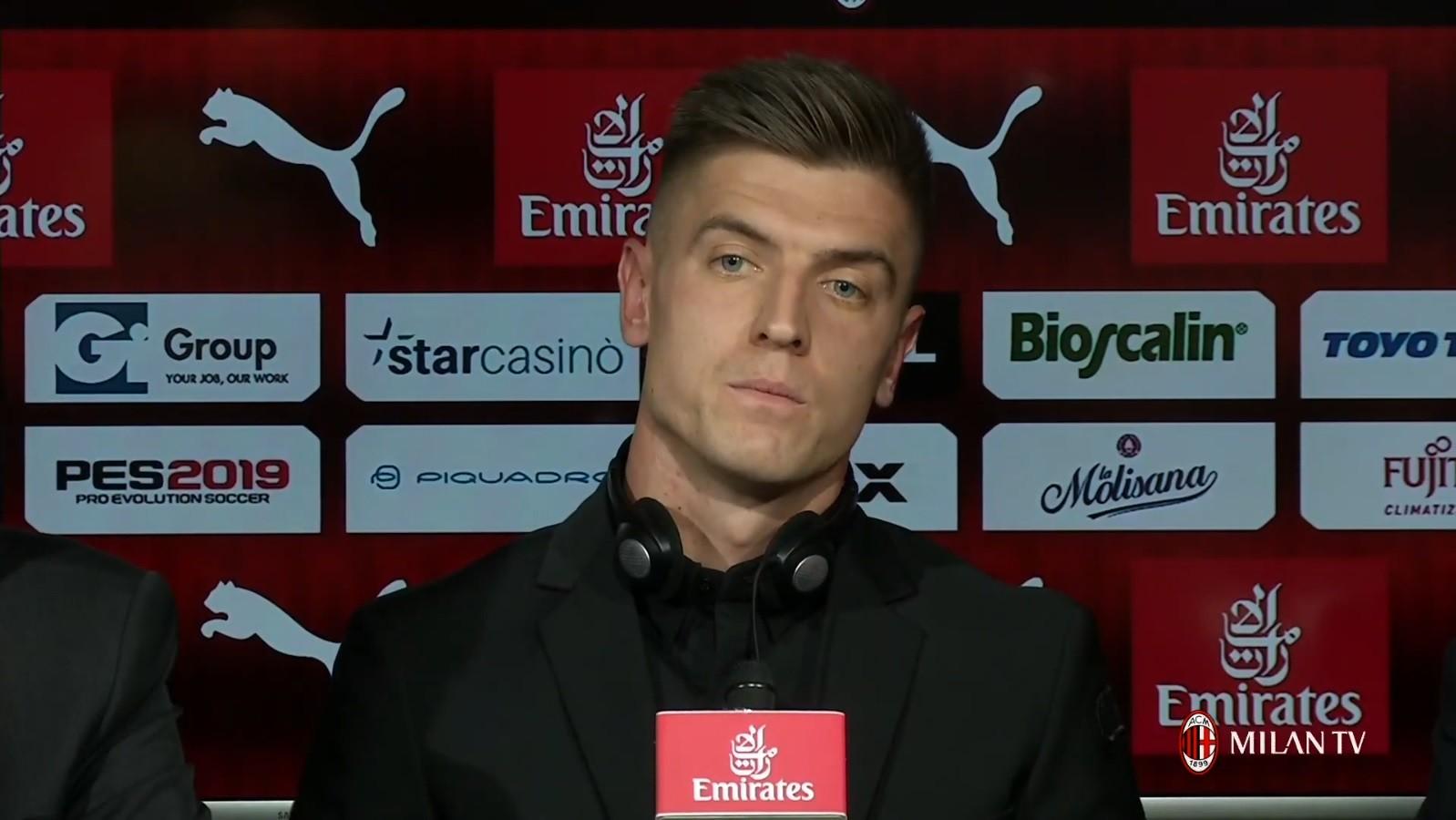 Bayern Munich : Krzysztof Piątek (AC Milan) successeur de Lewandowski ?