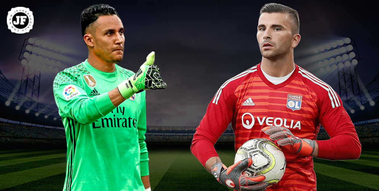 FC Porto : Anthony Lopes (OL) ou Keylor Navas (Real Madrid) pour remplacer Casillas ?