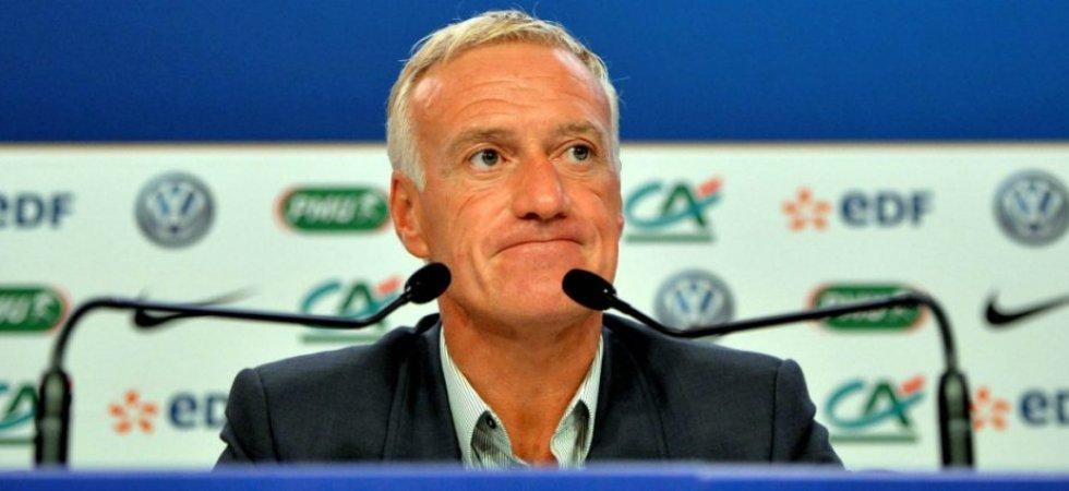 Deschamps écarte l'idée d'un retour à la Juventus