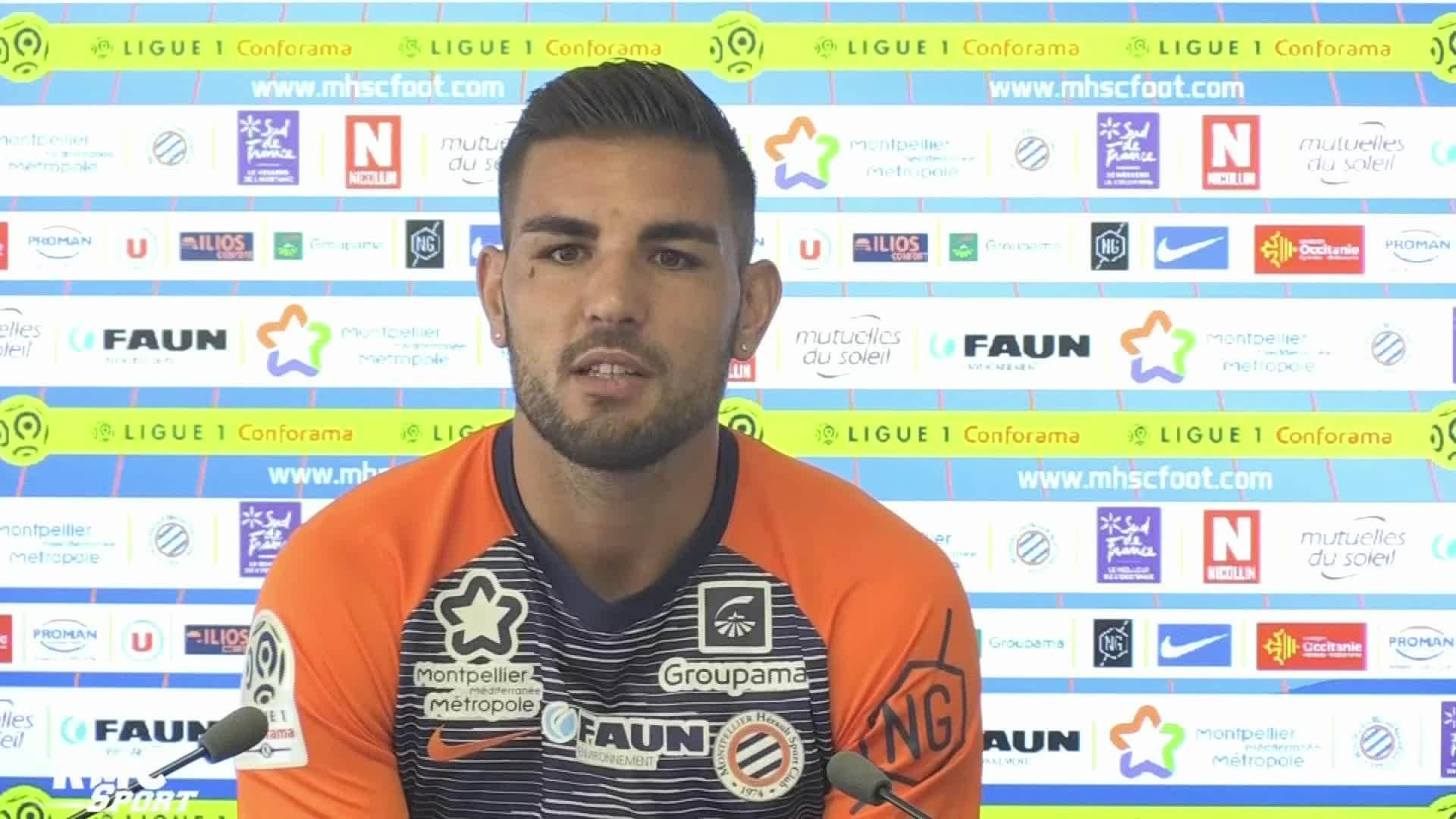 MHSC : Andy Delort souhaite rester à Montpellier