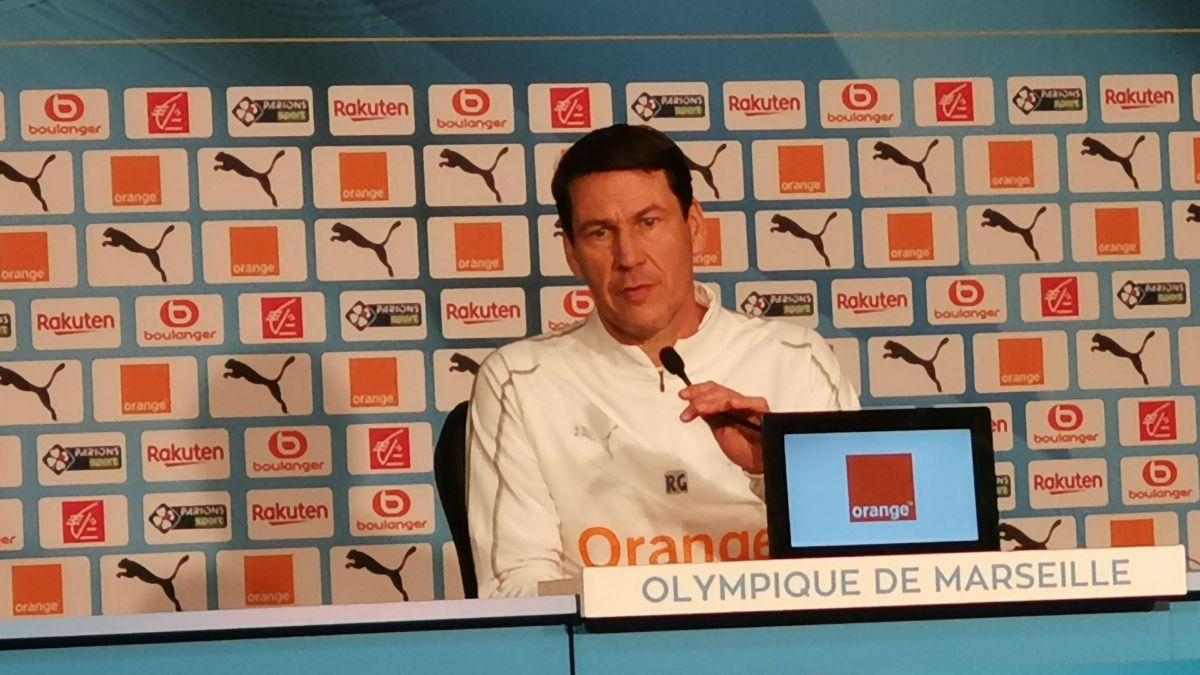 OM : Rudi Garcia a annoncé son départ !