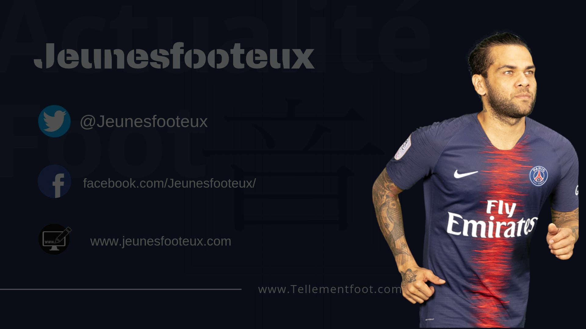 PSG - Mercato : Daniel Alves parle d'un départ