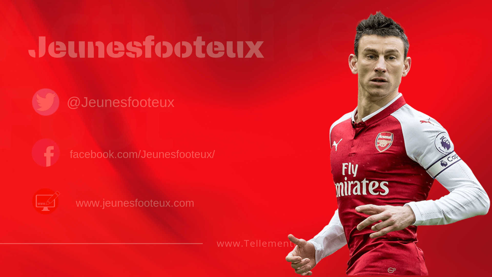 Rennes : le gros coup Laurent Koscielny (Arsenal) ?