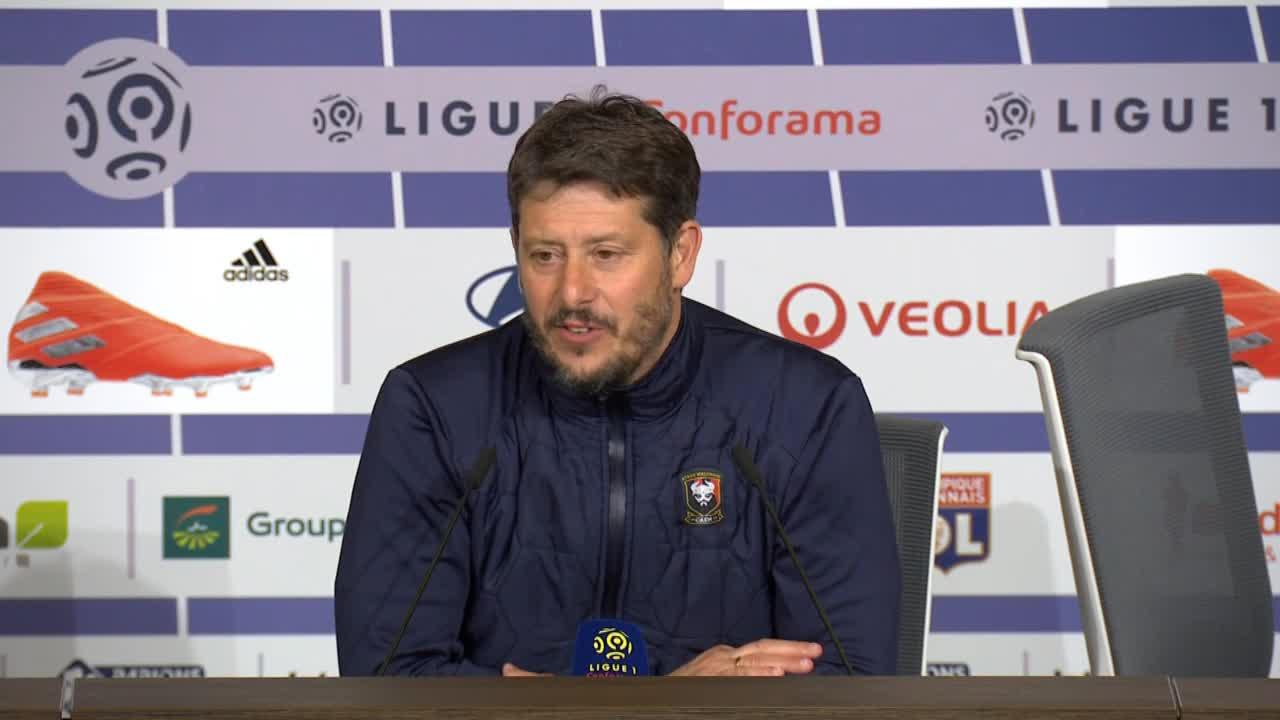 SM Caen : Mercadal à la relance en Belgique ?