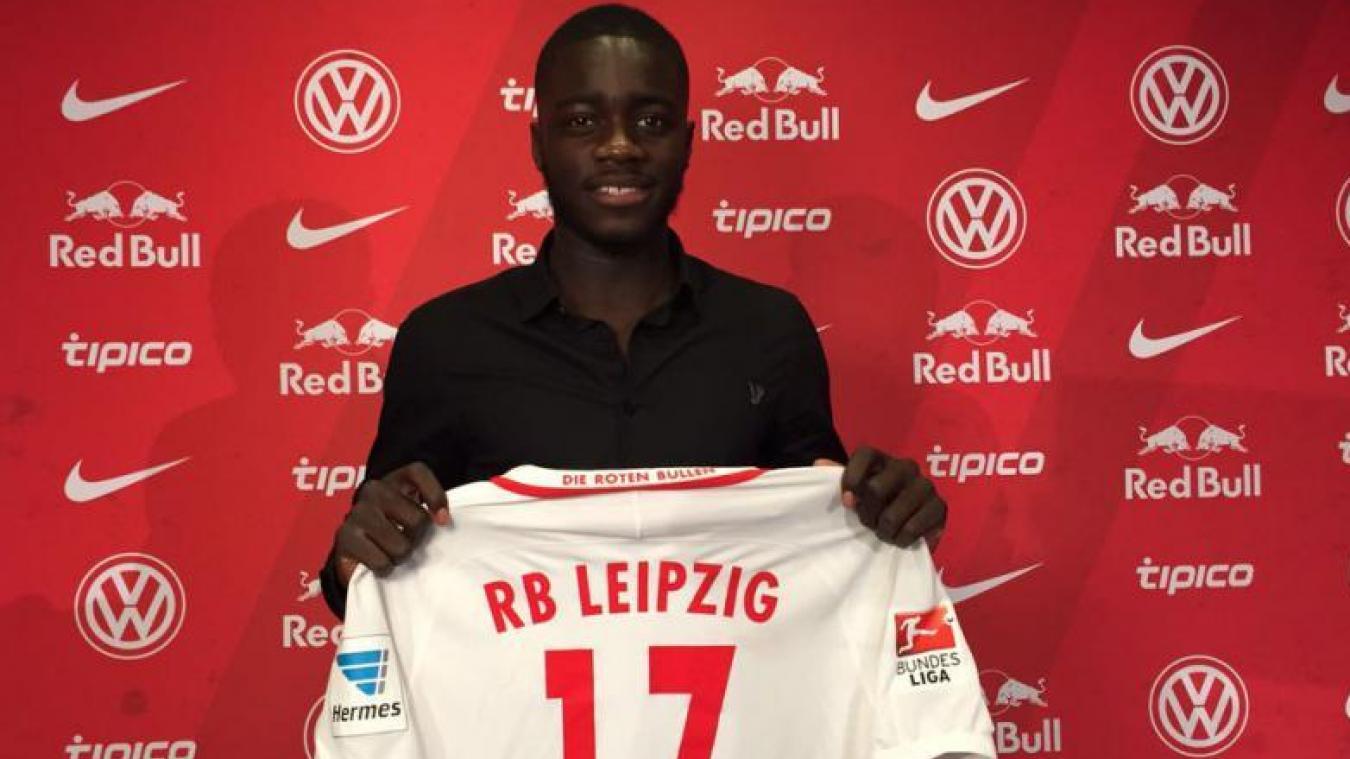 Arsenal pousse pour Dayot Upamecano (RB Leipzig)