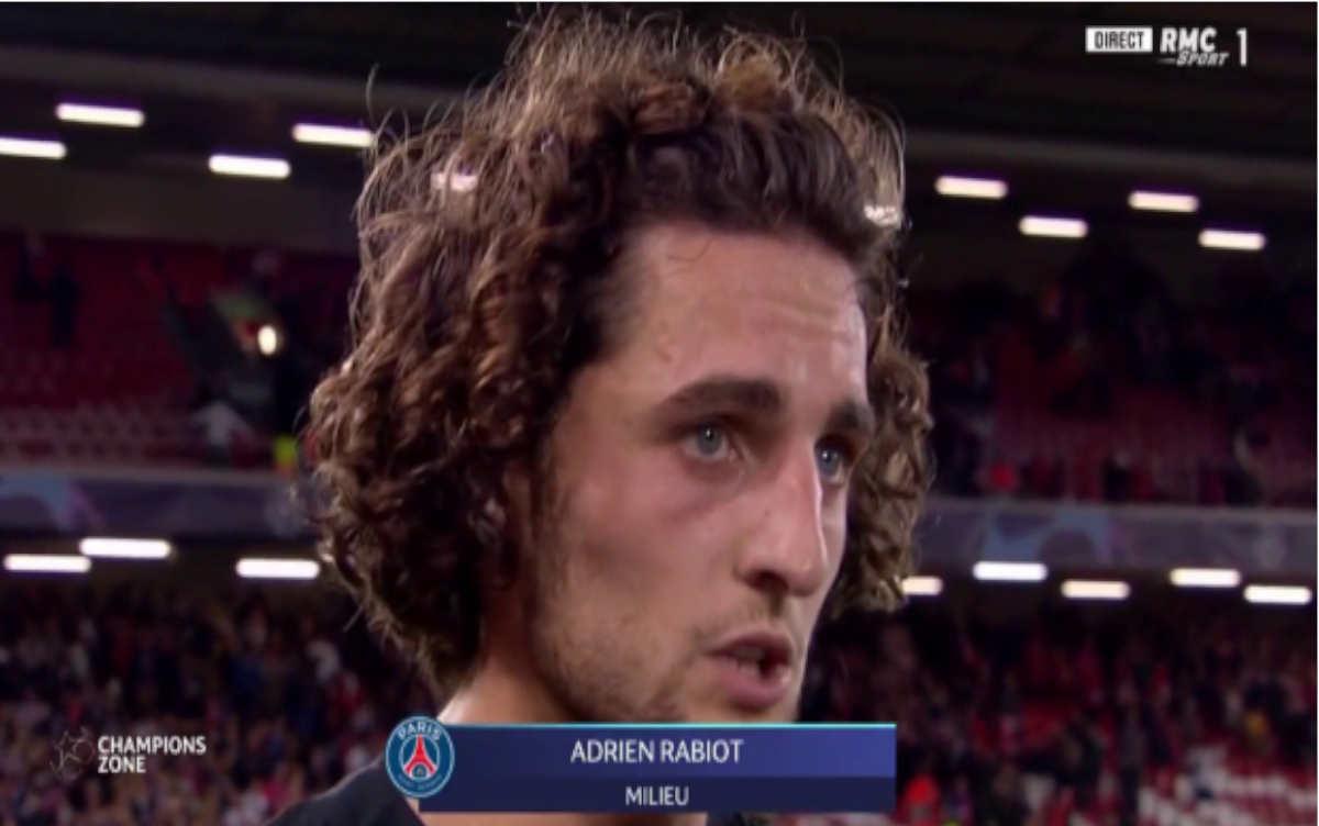 PSG : un énorme retournement de situation concernant Adrien Rabiot ?