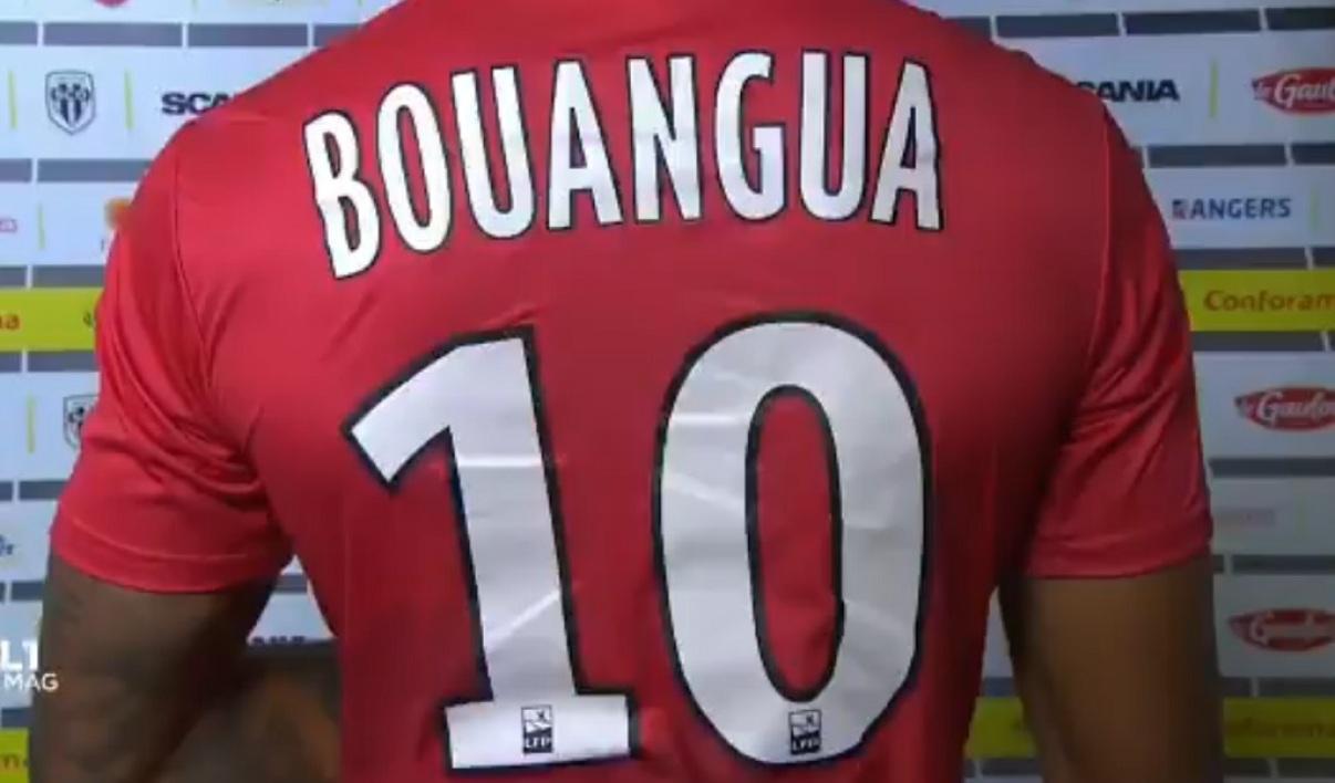 L'ASSE et Rennes à lutte pour Denis Bouanga