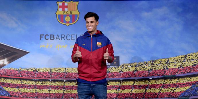 Aucun contact entre le PSG et Coutinho (Barça)