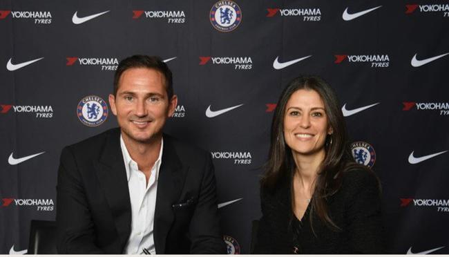 OFFICIEL : Frank Lampard nouveau coach de Chelsea