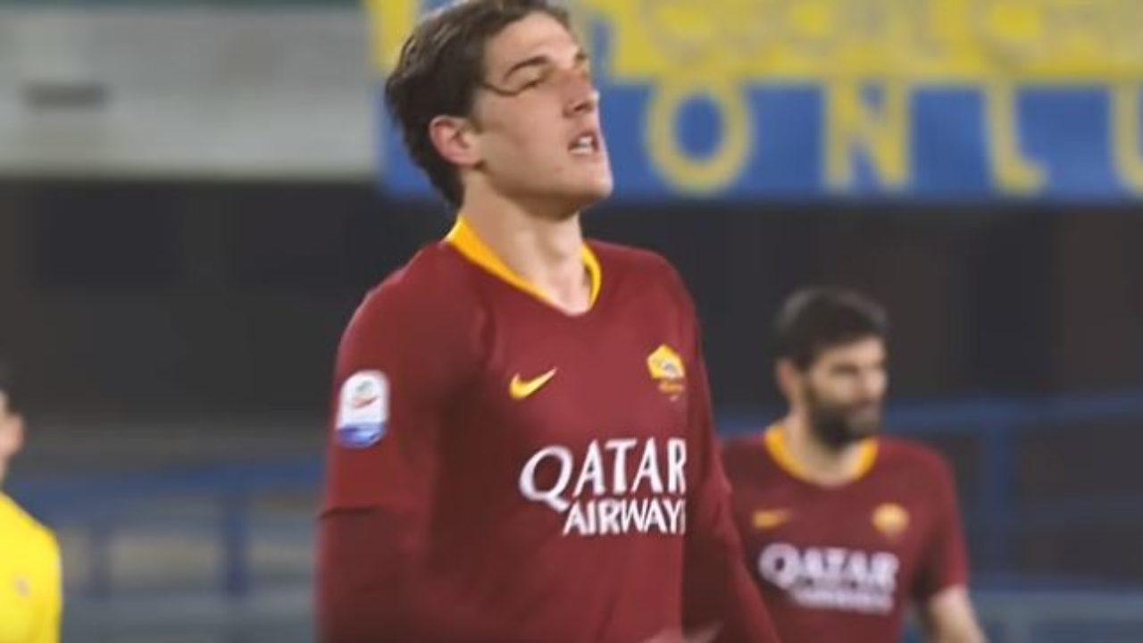 Tottenham offre 40M€ plus Alderweireld à l'AS Rome pour Nicolò Zaniolo