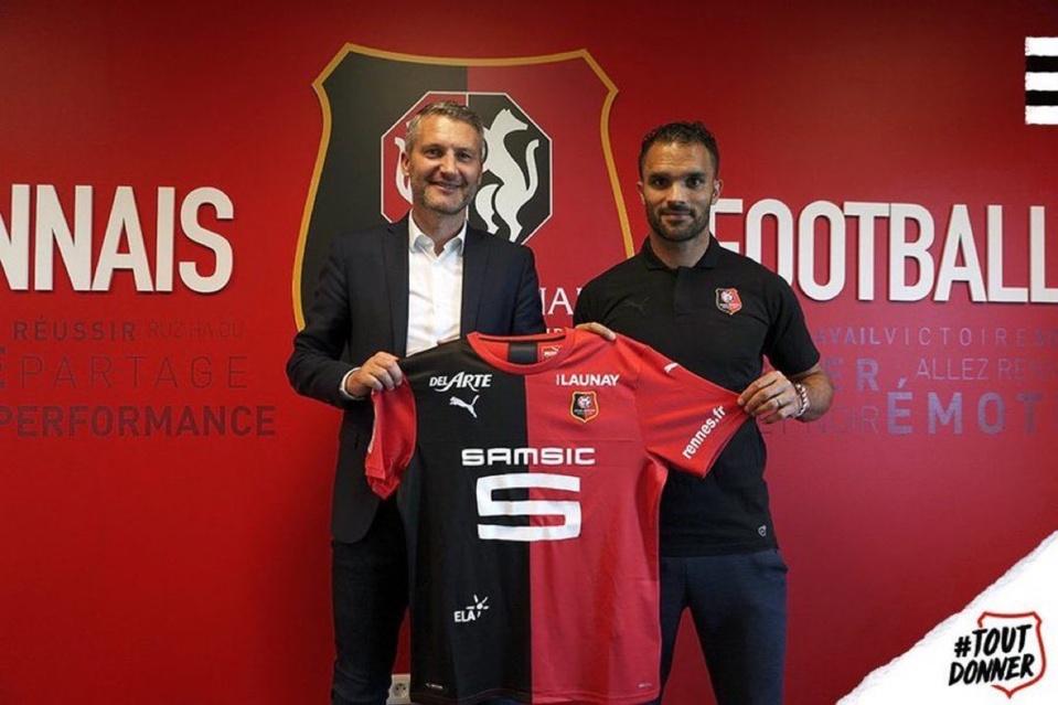 Jérémy Morel rejoint le Stade Rennais