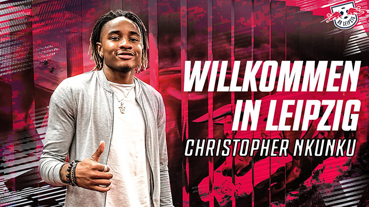 OFFICIEL : Nkunku quitte le PSG pour le RB Leipzig