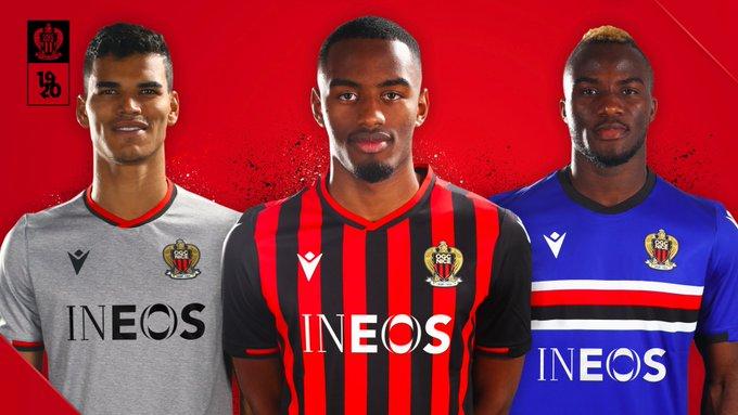OGC Nice : Ineos nouveau partenaire principal et sponsor maillot