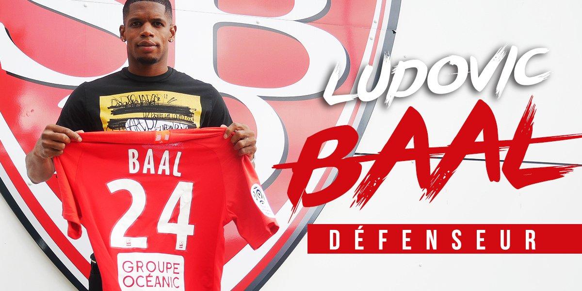 Brest - Mercato : Ludovic Baal rejoint le Stade Brestois