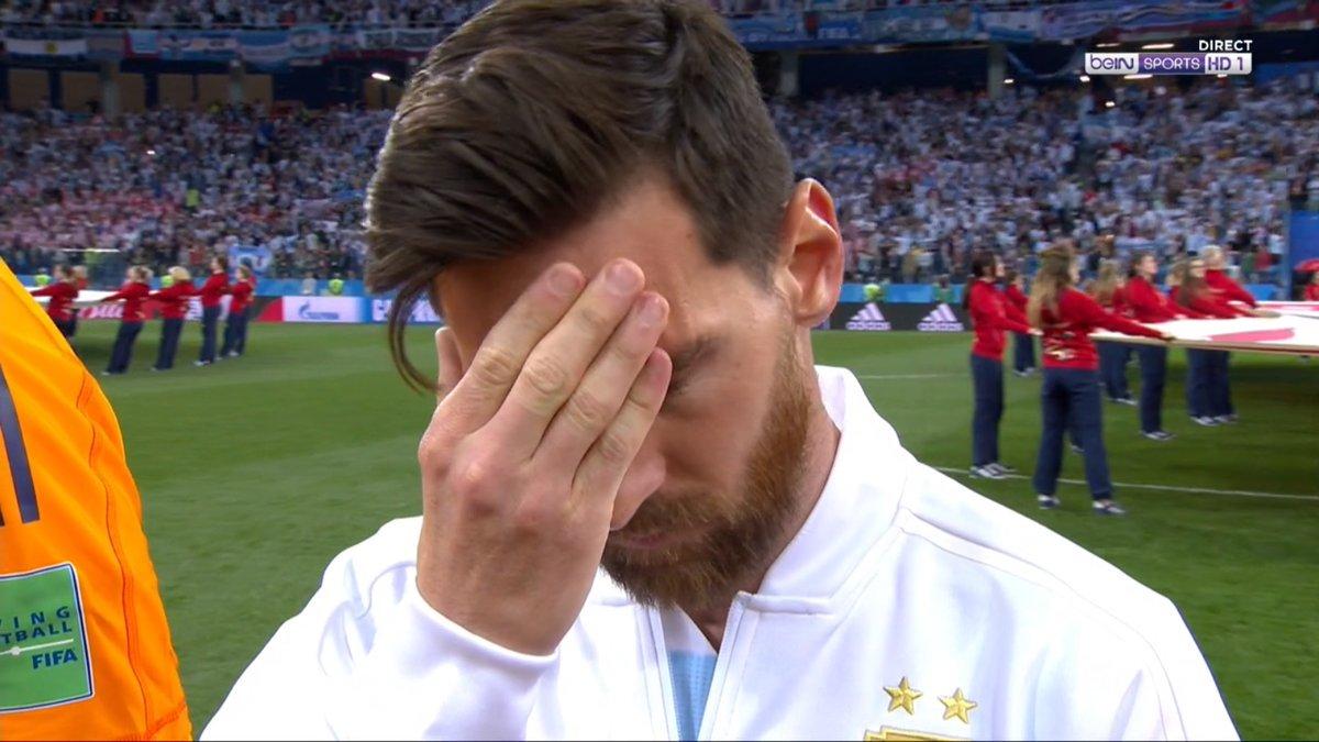 Barça, Argentine : lourde suspension pour Lionel Messi
