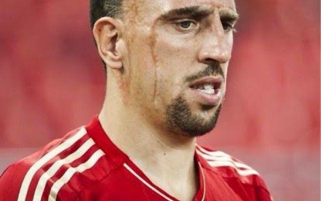 Franck Ribéry voulait faire son retour à l' Olympique de Marseille