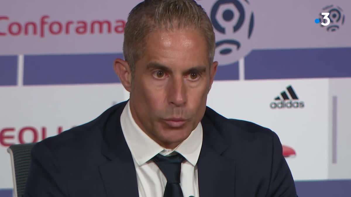 OL : Sylvinho vivement critiqué par Domenech