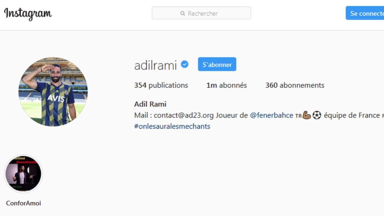 Fenerbahçe, OM : Adil Rami fait polémique !