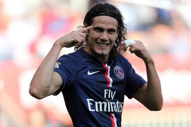 PSG Mercato : Edinson Cavani du Paris SG