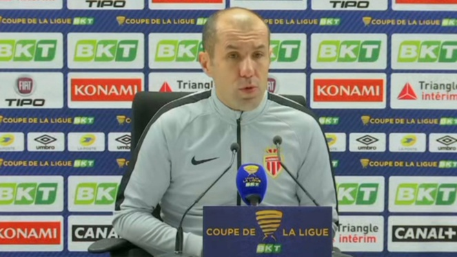 AS Monaco - OM : Leonardo Jardim, Coupe de la Ligue.