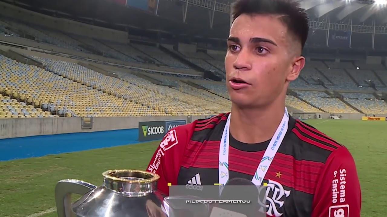 Reinier, le nouveau prodige du foot brésilien