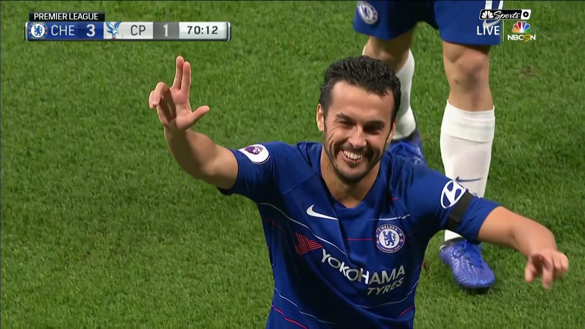 Chelsea - Mercato : Pedro vers la Turquie ?