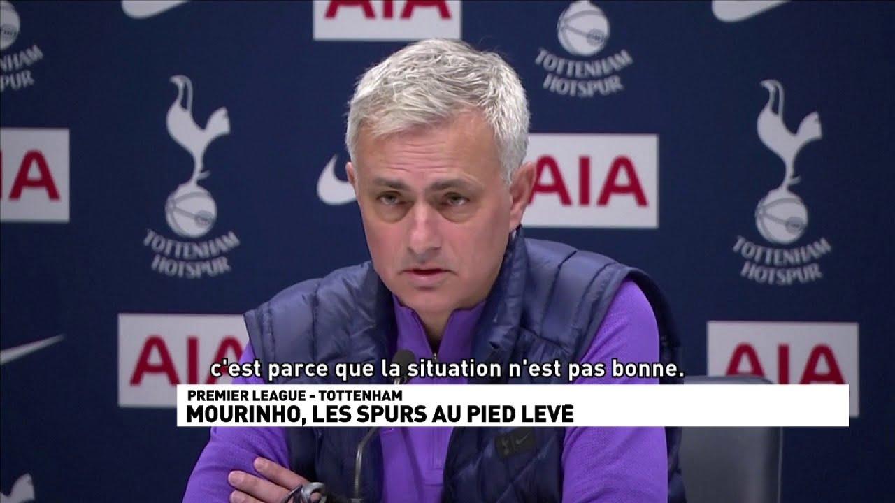 Tottenham : Mourinho tacle le fantôme Dele Alli