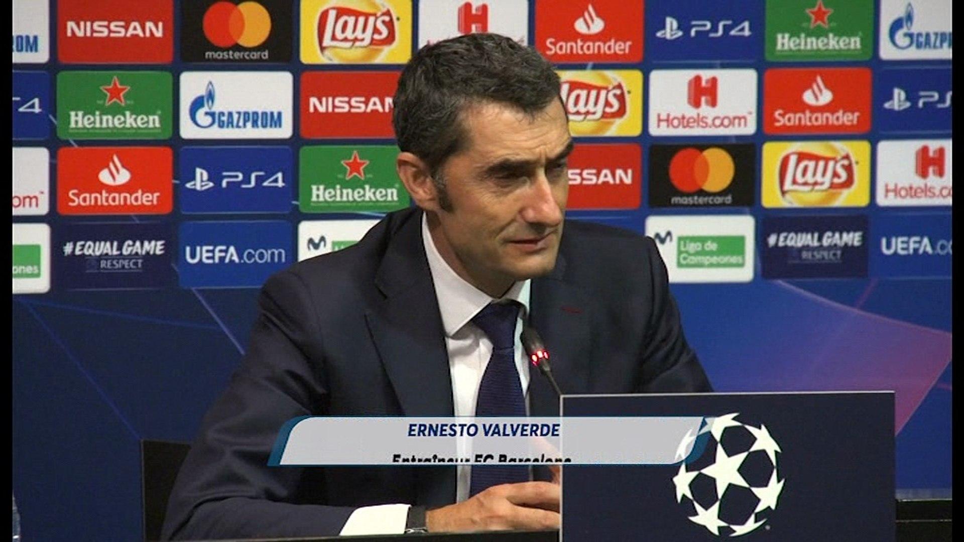 Leganés - Barça : Valverde met à l'amende Dembélé et Piqué