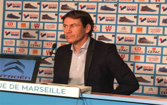 OM - OL : Rudi Garcia ex Marseille, Lyon