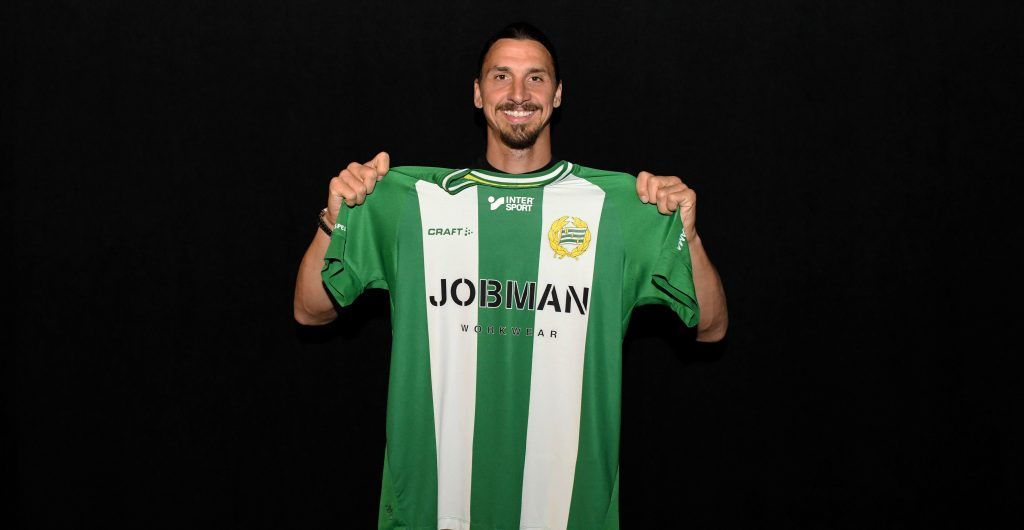 Ibrahimovic actionnaire du club Hammarby IF