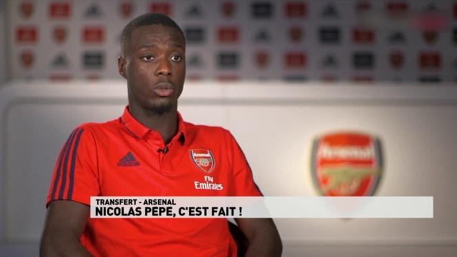 Arsenal, LOSC : Nicolas Pépé encensé par Bielsa