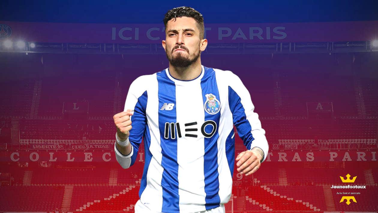 Alex Telles : latéral gauche brésilien du FC Porto