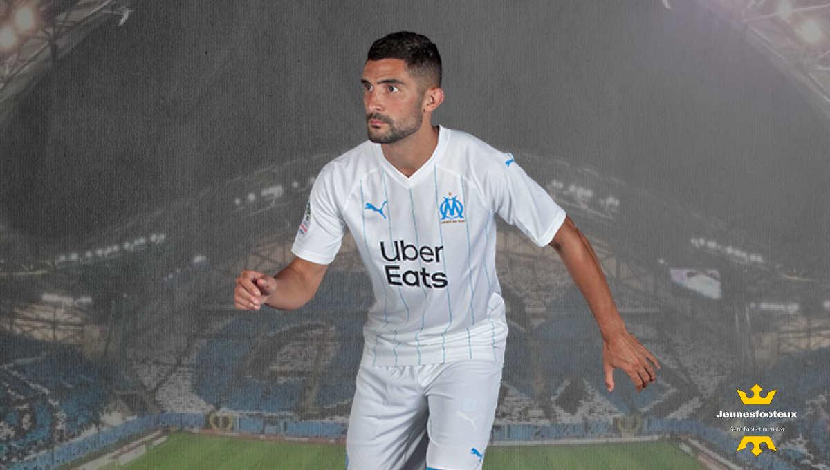 Alvaro Gonzalez : défenseur espagnol de l' Olympique de Marseille