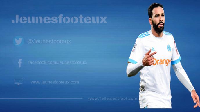Mercato OM : Adil Rami ex Marseille