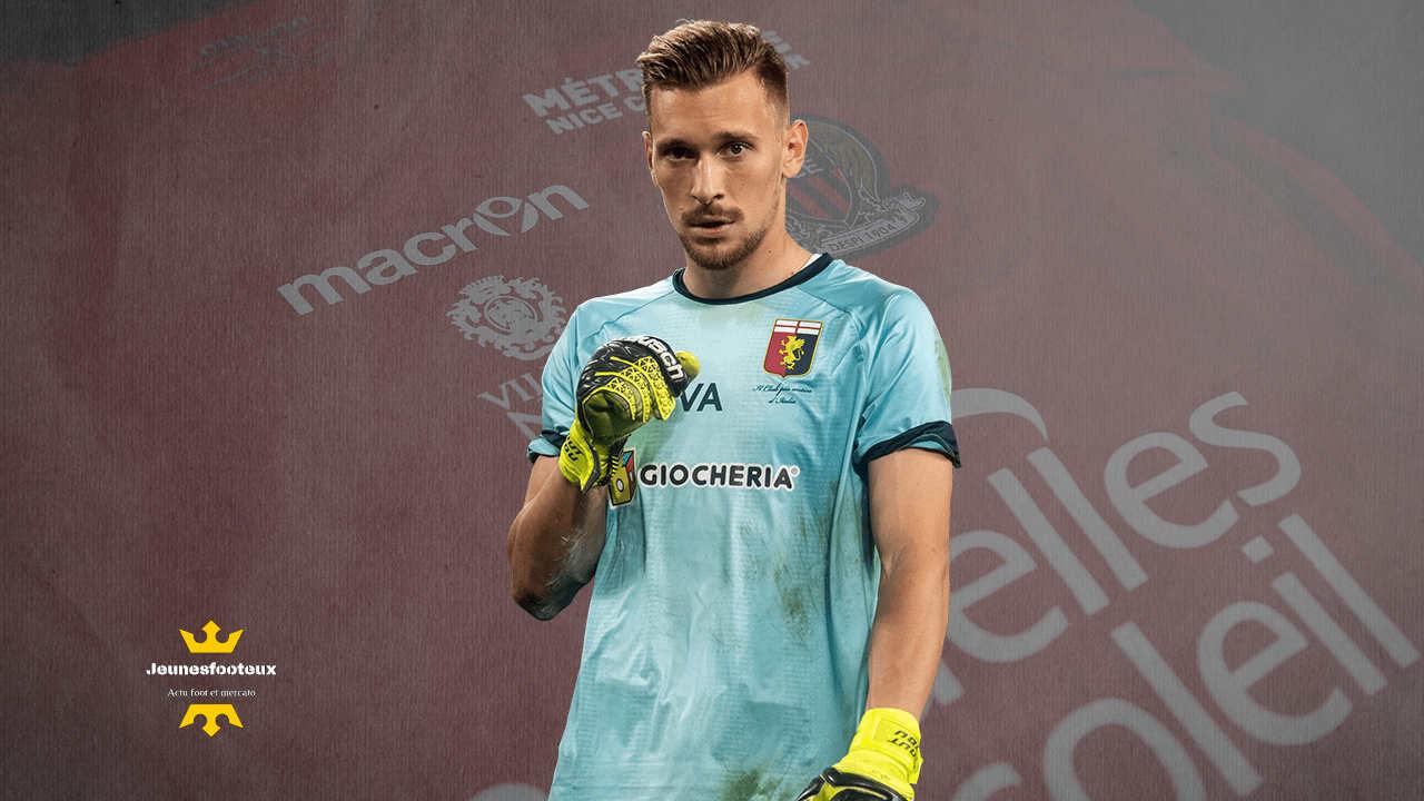 Nice, Inter Milan, Genoa - Mercato : Ionut Radu gardien roumain de 22 ans